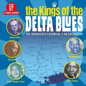 Kings Of The Delta Blues - Various artists