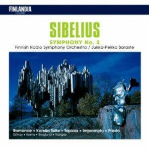 Sibelius: Symphony No.3 - Jukka-Pekka Saraste