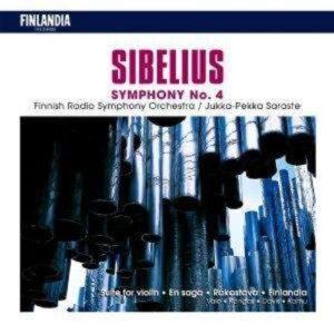 Sibelius: Symphony No.4 - Jukka-Pekka Saraste