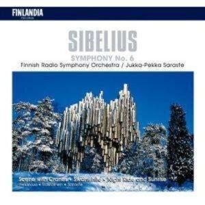 Sibelius: Symphony No.6 - Jukka-Pekka Saraste