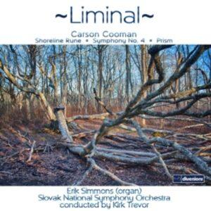 Cooman, Carson: Liminal