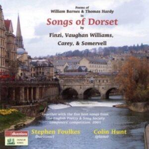 Songs Of Dorset - Stephen Foulkes