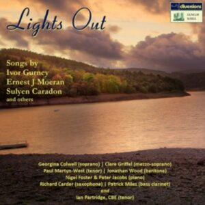 Lights Out - Georgina Colwell
