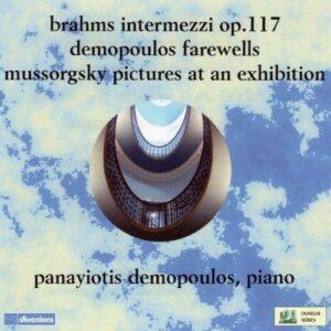 Piano Recital - Panayiotis Demopoulos
