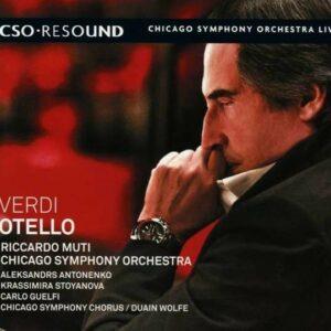 Giuseppe Verdi: Otello - Riccardo Muti