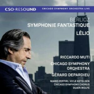 Berlioz, H.: Symphonie Fantastique,  Lelio