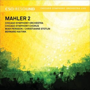 Symphonie No.2 - Bernard Haitink
