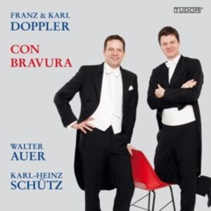Franz & Karl Doppler: Con Bravura - Auer