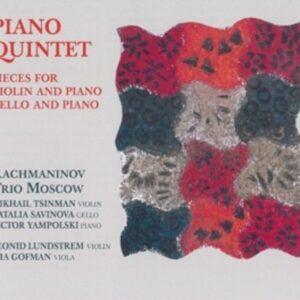 Arensky: Quintet Op 51,  Pieces For Cello and Piano - Rachmaninov Trio Moscow