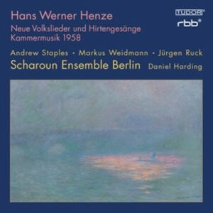 Hans Werner Henze: Neue Volkslieder und Hirtengesange - Andrew Staples