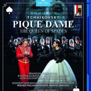 Tchaikovsky: Pique Dame (Salzburg Festival 2018) - Mariss Jansons