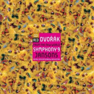 Dvorak: Symphony No.9 (Vinyl) - Mariss Jansons
