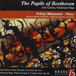 Ries Czerny: The Pupils Of Beethoven - Blumental