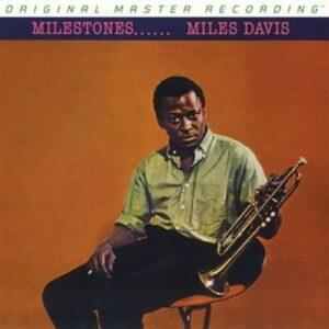 Milestones (Vinyl) - Miles Davis