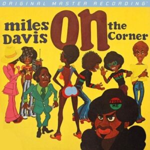On The Corner (Vinyl) - Miles Davis