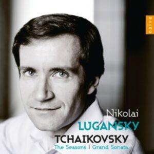 Tchaikovsky: The Seasons, Grand Sonata - Nicolai Lugansky
