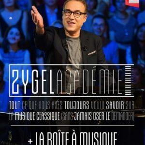 La Zygel Academie / La Boite A Musiq - Jean-Francois Zygel