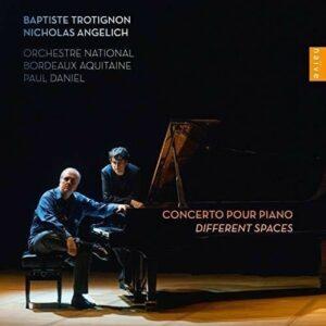 Trotignon: Concerto Pour Piano -   Nicholas Angelich