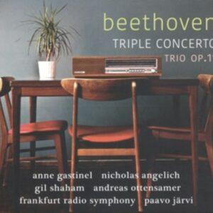 Beethoven: Triple Concerto, Trio Op.11 - Anne Gastinel