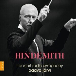 Hindemith: Orchestral Works - Paavo Järvi