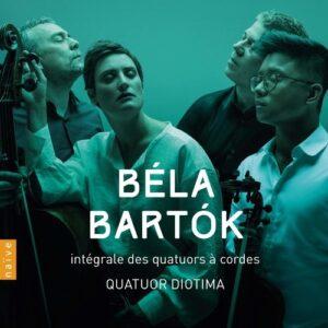 Bela Bartok: Complete String Quartets - Quatuor Diotima