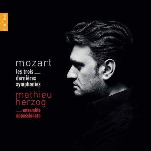 Mozart: The Last Three Symphonies - Mathieu Herzog