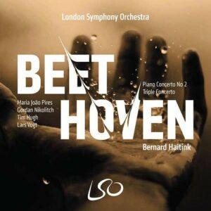 Beethoven: Piano Concerto No.2, Triple Concerto - Maria Joao Pires