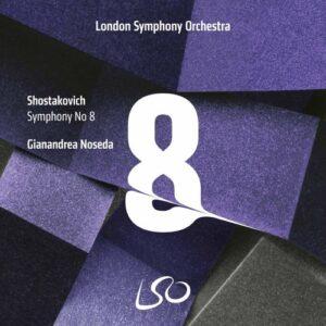 Shostakovich: Symphony No 8 - Gianandrea Noseda