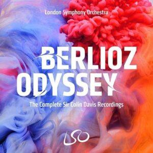 Berlioz Odyssey - The Complete Sir Colin Davis Recordings