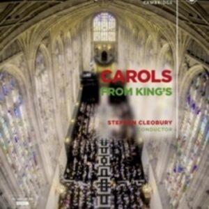 Favourite Carols From King's - Stephen Cleobury