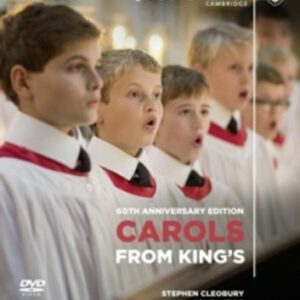 Carols From King'S,  60Th Anniversary Edition