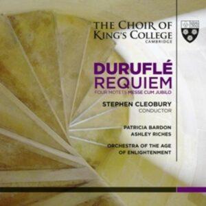 Duruflé: Requiem, Four Motets, Messe Cum Jubilo - Choir Of King's College Cambridge