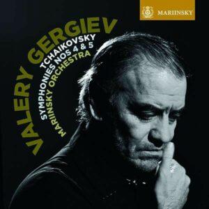 Tchaikovsky: Symphonies Nos 4 & 5 - Valery Gergiev