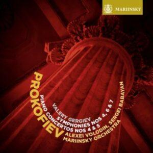 Prokofiev: Symphonies Nos.4, 6 & 7 / Piano Concertos Nos.4 & 5