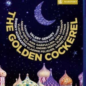 Rimsky-Korsakov: The Golden Cockerel (Bluray + DVD) - Valery Gergiev