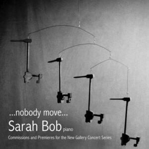 ...Nobody Move... - Sarah Bob