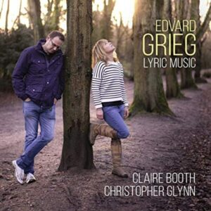 Grieg: Lyric Music - Claire Booth