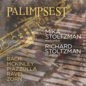 Palimpset - Richard Stolzman & Mika Stoltzman