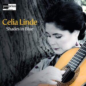 Shades In Blue - Celia Linde