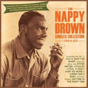 Nappy Brown Singles Collection 1954-62 - Nappy Brown