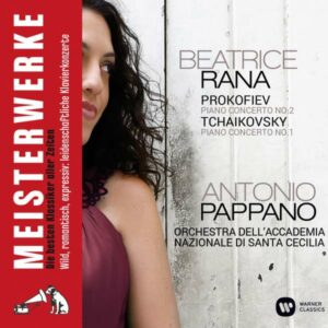 Prokofiev / Tchaikovsky: Piano Concertos - Beatrice Rana