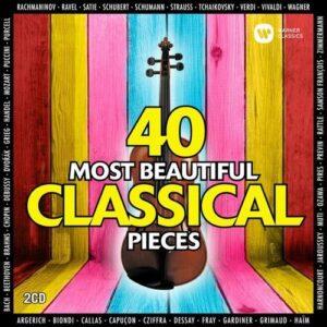 40 Most Beautiful Classical