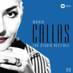 Maria Callas - The Studio Recordings