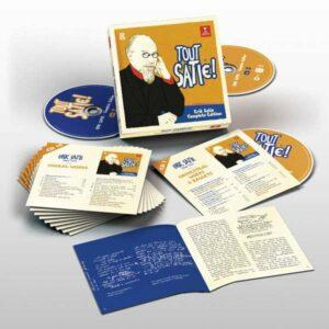 Tout Satie! Complete Edition