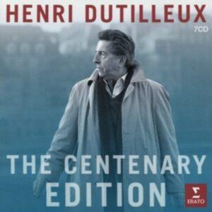 Dutilleux: Dutilleux: The Centenary Editi