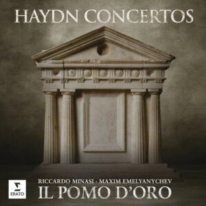 Haydn: Concertos - Riccardo Minasi / Emelyanchev