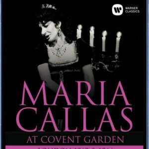Callas At Covent Garden 62&64