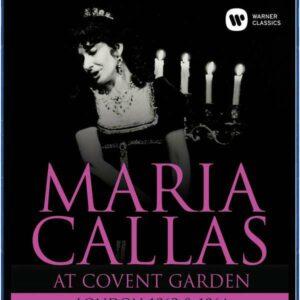 Callas At Covent Garden 62&64
