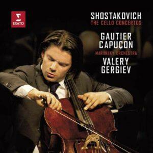 Shostakovich: Cello Concertos - Gautier Capuçon