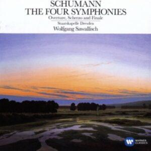 Schumann: Symphonies Nos.1-4 - Wolfgang Sawallisch